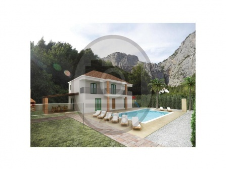 Four-Bedroom Holiday Home in Omis