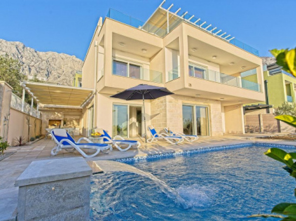 Luxury Villas Makarska Dream