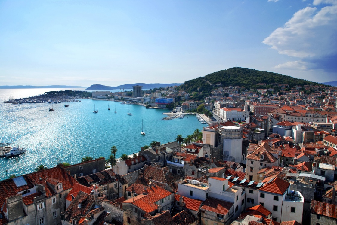 'Croatia Split Postcard coast' - Split